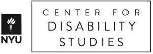 New York University Center For Disability Studies Logo